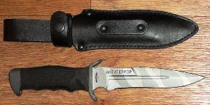 Нож Антитеррор