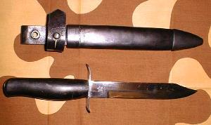 Нож армейский НА-40 / НР-40 образца 1940 года
