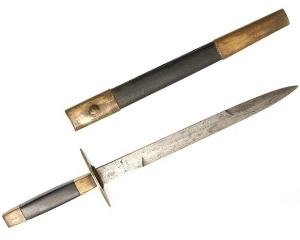 Нож нижних чинов авиационных частей образца 1914 года