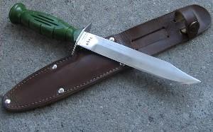 Нож разведчика НР-43 «Вишня» образца 1943 года