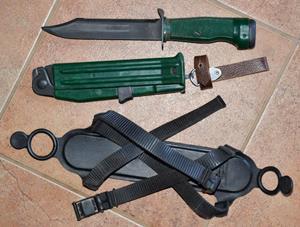 Нож разведчика НР