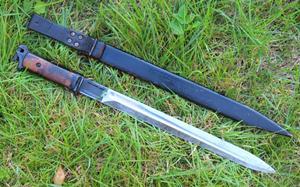 Штык к винтовке АВС-36