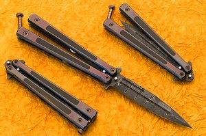 Балисонг (филиппинский нож)