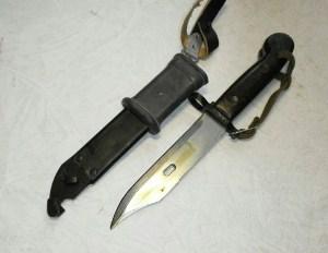 Штык-нож СВД