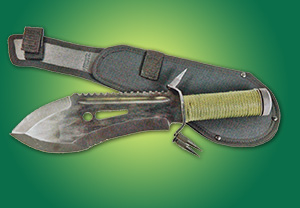 Нож Афган-2