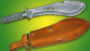 Нож для выживания ЛС-93