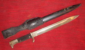 Немецкие штык-ножи и траншейные ножи
