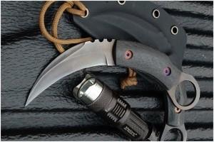 современные ножи керамбиты