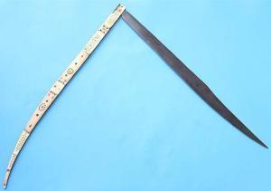 испанский нож наваха