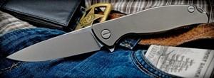 нож флиппер 95