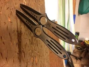 выбор метательного ножа