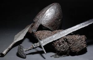 меч викингов