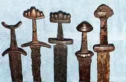 мечи викингов фото